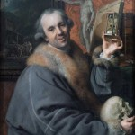 Johan Zoffany Self-Portrait