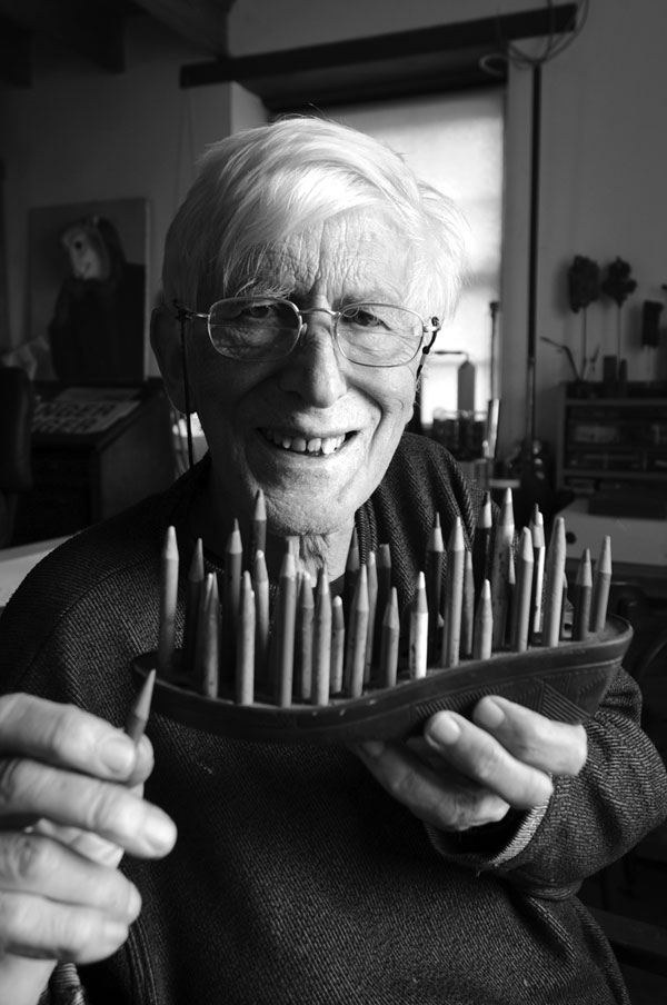 Tomi Ungerer, Courtesy of Phaidon Press