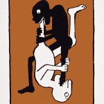 Tomi Ungerer, Black Power/White Power Poster