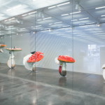 Carsten Holler, Giant Triple Mushrooms, 2010