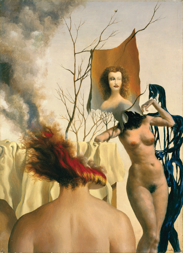 Frederico Castellon, Veronica's Veil, 1937