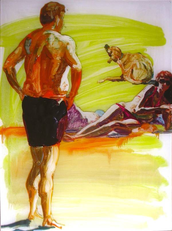 Eric Fischl, Untitled, 2011