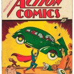 Action Comics, June 1938, Billy Wright Collection of Comics