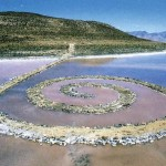 Robert Smithson, Spiral Jetty, 1970
