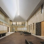 Interior, The Barnes Foundation, Philadelphia.