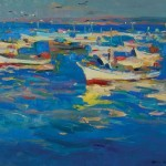Armin Hansen, Jewels of the Sea