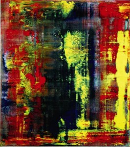 Gerhard Richter, Abstraktes Bild, 1994