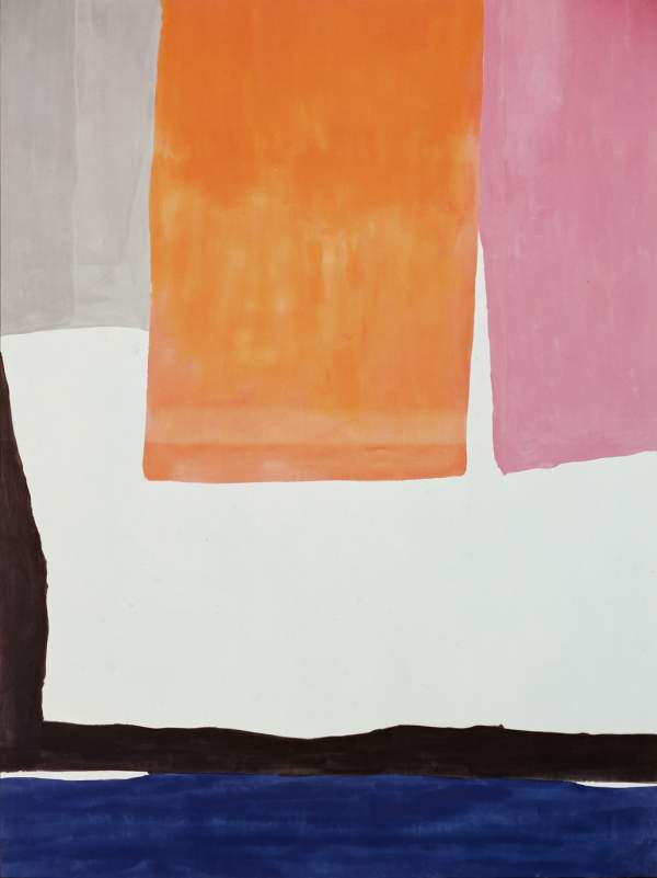 Helen Frankenthaler, The Human Edge, 1967;