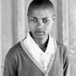 Lumka Stemela, Nyanga East, Cape Town by Zanele Muholi.