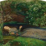 John Everett, Millais Ophelia, 1851-1852.