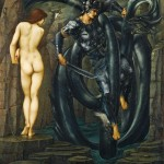 Edward Burne-Jones, The Doom Fulfilled, 1885-1888