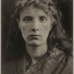 Julia Margaret Cameron, The Mountain Nymph, Sweet Liberty, June 1866, albumen print from collodion negative.