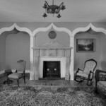 Thomas Day, Parlor, 1861, James Malone House, Leasburg, North Carolina;