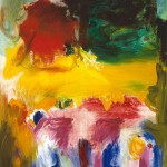 Hans Hofmann, Fiat Lux, 1963, oil on canvas, 72 x 60 inches.