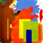 Hans Hofmann, Autumn Chill and Sun, 1962, oil on canvas, 60 x 51 inches.