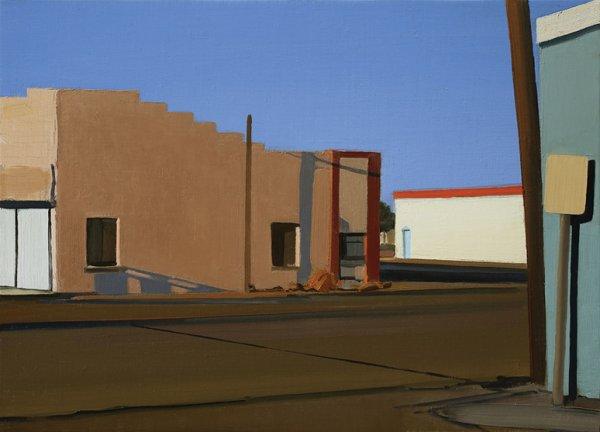Christopher Benson, Roswell #2, 2013.