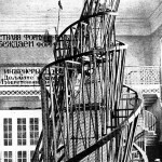 Model of Vladimir Tatlin's Tower