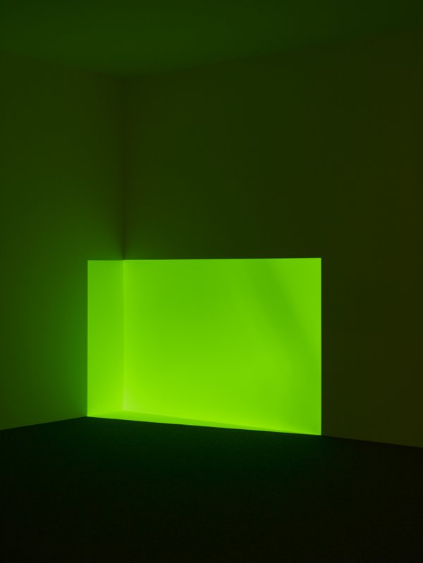 James Turrell, Arco, Green, 1968