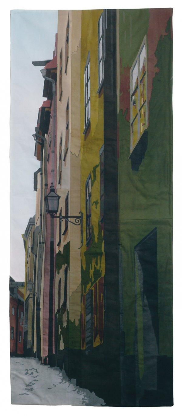 Martha F. Wolfe, Stockholm Winter;