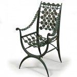 Chair by Armand-Albert Rateau