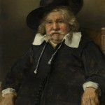 Rembrandt van Rijn, Portrait of an Elderly Man, 1667, oil on canvas