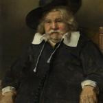 Rembrandt van Rijn, Portrait of an Elderly Man, 1667, oil on canvas
