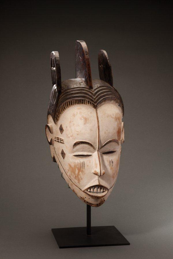 Igbo maiden mask, southeastern Nigeria