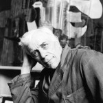 Portrait of Georges Braque.