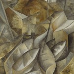 Georges Braque, Fishing Boats, 1909, oil on canvas;