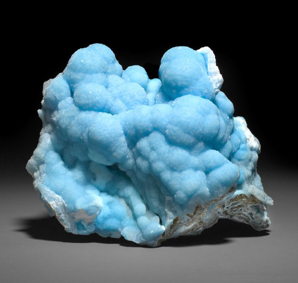 Hemimorphite, Chihuahua, Mexico, 13 x 10 x 6 inches, to be offered at Bonhams Los Angeles on May 20 (est. $6,000–8,000);