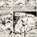 Herb Trimpe and Jack Abel, The Incredible Hulk #180 final page 32