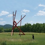 this season. torm   Kin Mark di Suvero sculpture at Storm King Art Center;