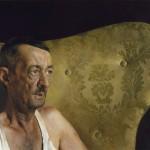 Jamie Wyeth, Portrait of Shorty, 1963, oil on canvas.