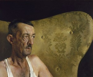 Jamie Wyeth, Portrait of Shorty, 1963, oil on canvas.