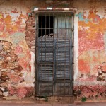 Richard Sexton, Pared, Trinidad, Cuba.