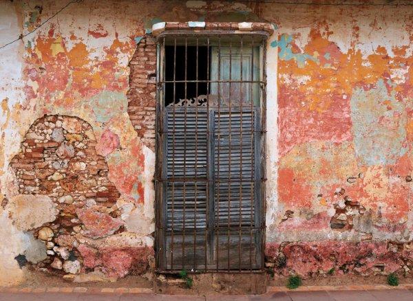 Richard Sexton, Pared, Trinidad, Cuba.