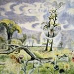 Charles Burchfield, Midsummer Caprice