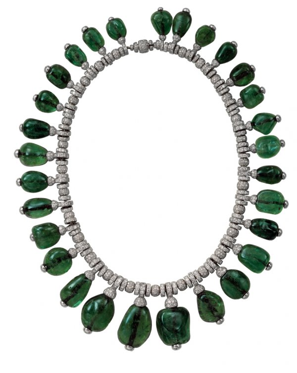Necklace owned by Merle Oberon