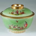 Meissen covered bowl