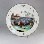 """Earl of Jersey""-type plate"