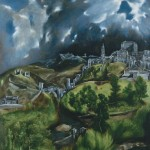 El Greco, View of Toledo