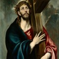 El Greco (Domenikos Theotokopoulos) and Workshop, Christ Carrying the Cross