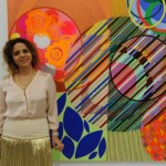Beatriz Milhazes at the Pérez Art Museum Miami.