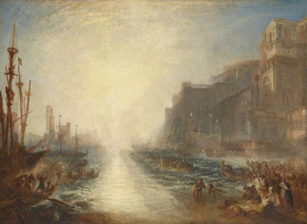 J.M.W. Turner, Regulus, 1828