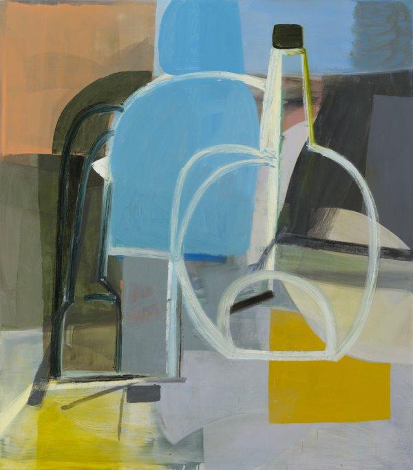 Amy Sillman, Still Life 2, 2014