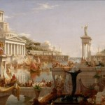 Thomas Cole, The Course of Empire: The Consummation of Empire
