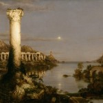 Thomas Cole , The Course of Empire: Desolation, 1836