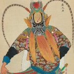 From One Hundred Portraits of Peking Opera Characters
