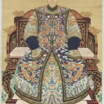 Ancestral Portrait of a Princess, Qing Dynasty