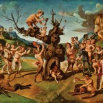 Piero di Cosimo, The Discovery of Honey